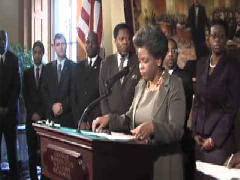 Jan. 27 Black Caucus on Kasich pt 2