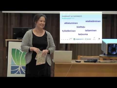 Oppiminen, kieltenopetus ja verkot: suomea etänä - Marja Ahola