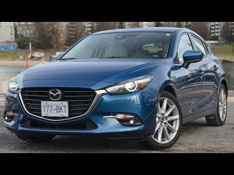 2017 Mazda3 Review Better Than Civic Hatch