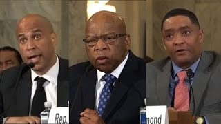 "Sent to the ""Back of the Bus""? 3 Black Members of Congress Testify at End of Sessions"