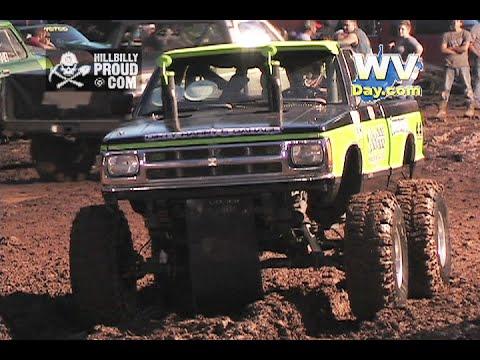 Mud Bog #7 Doddridge County Fair West Union WV August 23 2014