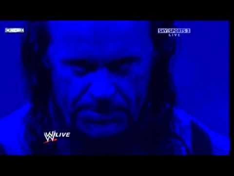 Shawn Michaels Visits the Graveyard [RAW 03.23.2009]
