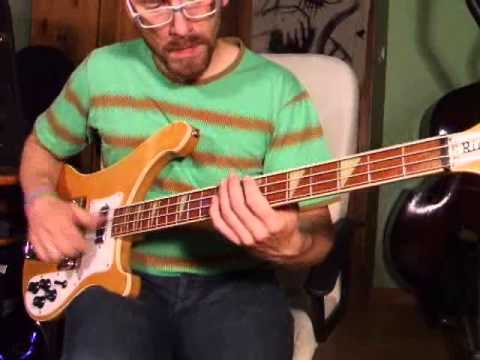 RICKENBACKER 4003 SOUNDTEST