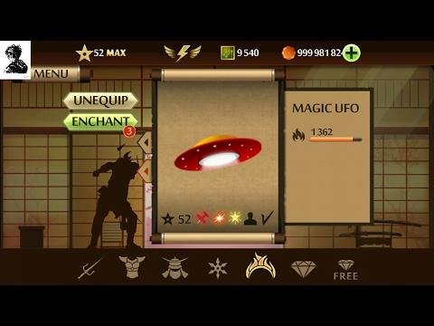 Shadow Fight 2 Magic Ufo