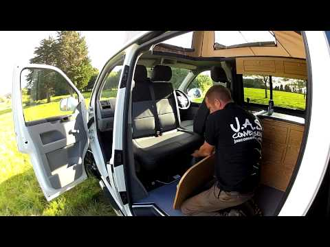 VW T5 Campervan V2