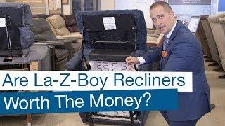 La-Z-Boy Recliners vs Competition: Are La-Z-Boy Recliners Worth the Money?