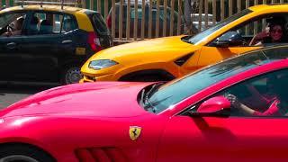 Parx Supercar Parade 2019 | Mumbai