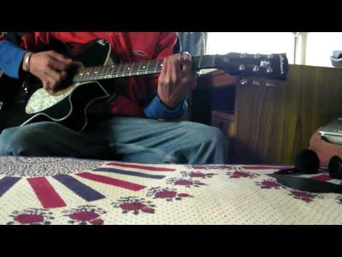Dil toh Bacha Hai Ji - Ishqiya - Acoustic Guitar Tutorial