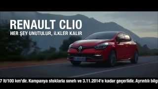 Renault Clioda Ekim Fırsatı