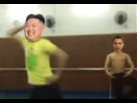 It's Official, Kim Jong-un Is A Crybaby. This Viral Video Is Hilarious! klip izle