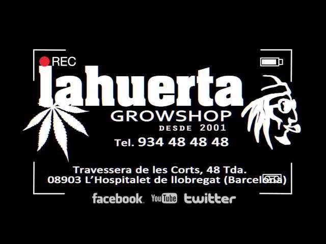 Promoción de julio de La Huerta Grow Shop