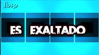 Es Exaltado // Gateway Worship ft. Josh Morales / (Letra/Lyrics)
