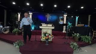 The heart of a Giant Killer by Pastor Glenn Morris