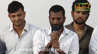 Nenjil Thunivirundhal Team Press Meet Regards Re Release