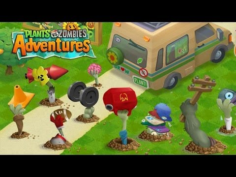Plants vs. Zombies Adventures - IGN Plays