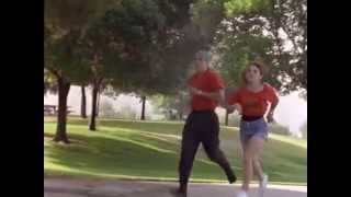 Power Rangers Unmorphed Fight - Tommy & Kimberly vs. Z-Putties