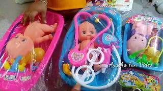 Hunting Mainan Anak Perempuan - Mainan Boneka Bayi Lucu