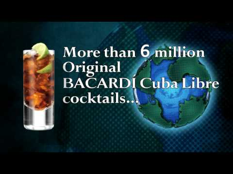 "BACARDI - The World s Favorite Rum ""Fun Facts"""
