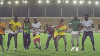 WATCH: The AFRICA CUP OF NATIONS 2015 Theme Song (Hola, Hola)
