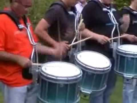 Shotts and Dykehead Drum Solo feat. Jim Kilpatrick&Ty Fry