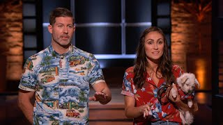 A Baby Saves 5% of the Company - Shark Tank