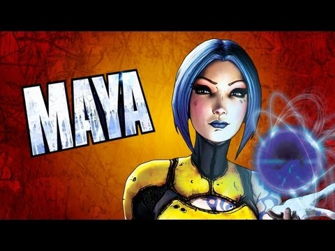 Borderlands 2 Character skill guide - Maya the Siren