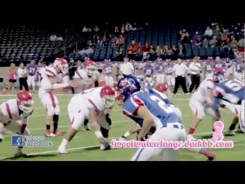 Sweetwater High School vs. Midland Christian School 2011