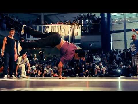 Old Skool Hip hop 80's Breakdancing 2012