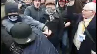 HOW THE FIGHT STARTED? - EXCLUSIVE FOOTAGE - speakers corner