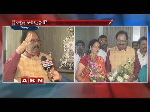 Ex-Union Minister Krishnam Raju Praises CM Chandrababu Over AP State Development
