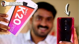 Redmi K20 Pro Unboxing in Malayalam | The Real Flagship Killer