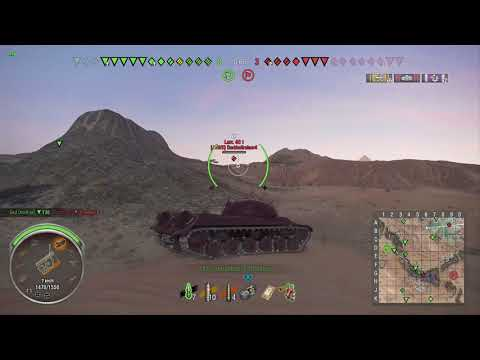 World of Tanks Xbox one Fatherland IS-3A 3 Kills