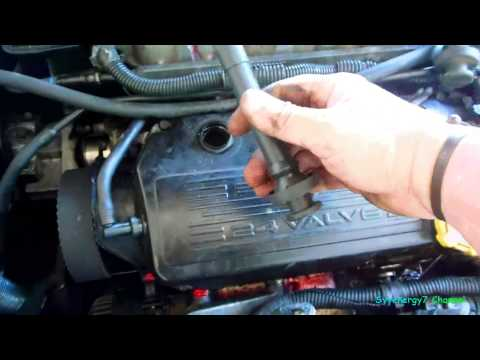 Chrysler Sebring. Valve Cover Re Seal