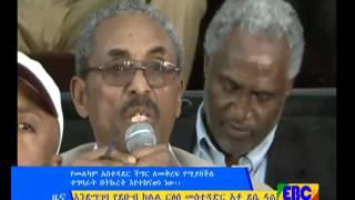 Ethiopian Amharic Evening News dec 1, 2015 SD quality