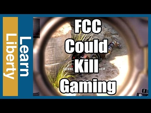 Net Neutrality: How the FCC Could Kill Call of Duty - Learn Liberty