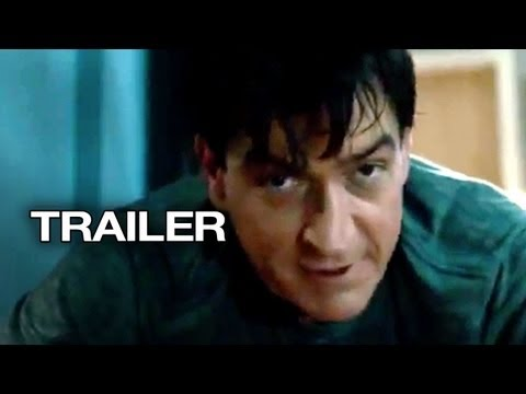 Trailer de Scary Movie 5, protagonizada por Charlie Sheen (VIDEO)