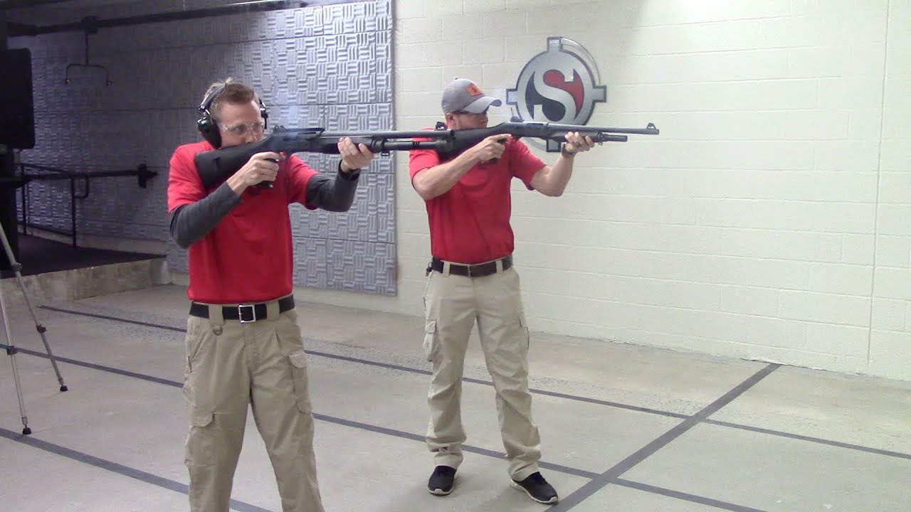 Benelli Tactical Benelli m4 vs m2 Tactical