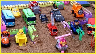 thomas and friends | paw patrol | dump truck for children | kids video | tayo the little bus|toy car