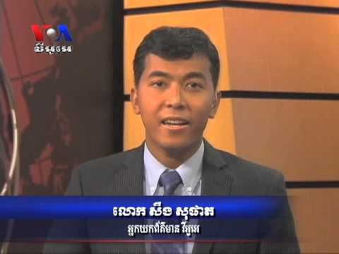 VOA Khmer SAPADA 30 March 2013