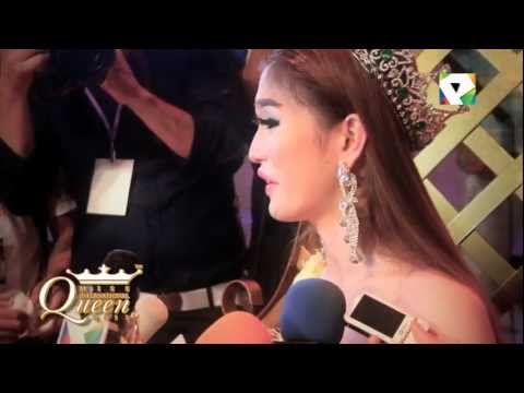 Miss International Queen 2012, Pattaya Ladyboy Beauty Contest (Winner interview: Kevin Balot)
