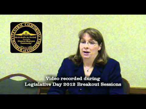 CCHCC Legislative Day Immigration Breakout Session w/Jennifer Doerrie by Websovid Media