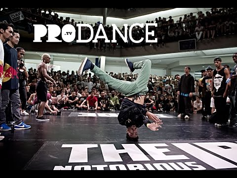 IBE 2012 - All Battles All - Red Bull BC One All Stars Vs. Team...
