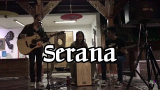 Download lagu For Revenge - Serana (Cover) With Roll Up Drum Kit !