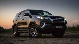Fortuner 2019 ||Toyota fortuner look|| toyota showroom ajmer|| best suv