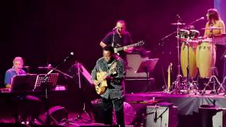 George Benson - At The Mambo Inn (Live In Moscow 30.06.2015) HQ Sound