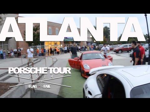 ATL | Dana Linn Bailey | FLAG NOR FAIL PORSCHE TOUR