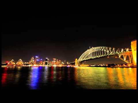 Earth Hour sydney 2012, Time-Lapse