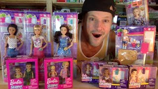 EPIC BARBIE SKIPPER BABYSITTERS INC UNBOXING REVIEW