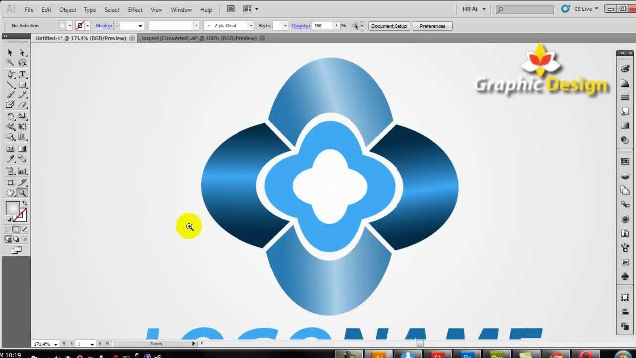 Как сделать логотип иллюстратор 400