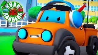 Car Cartoon Vehicles Videos For Kids | Nursery Rhymes \u0026 Songs For Babies